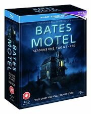Bates Motel Box Set Seasons 1-3 Blu-Ray Region Free