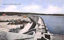 AK Talsperre bei Muldenberg i. Vogtl. Postkarte vor 1945