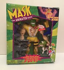 """The Mask Animated Series 12"""" Inch Figure Boxed Twistin' Torso Action Toy Island"""
