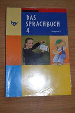 Das Sprachbuch, Ausgabe D: 4. Schuljahr, Schülerbuch ISBN 3-7627-2664-7