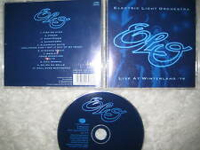 RARE CD Live At Winterland '76 - Electric Light Orchestra - ELO - Jeff Lynne