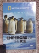 EMPERORS OF THE ICE NATIONAL GEOGRAPHIC DVD E R4 SEALED