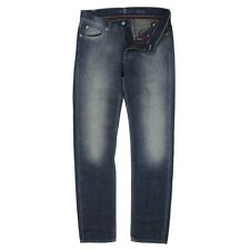 7 For All Mankind Slimmy Linen Mid Rise Jeans. Size: W36 L34 RRP: £190