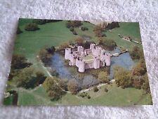 Vintage postcard BODIAM CASTLE SUSSEX