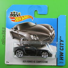 HOT WHEELS 2014 - Alfa Romeo 8C Competizione - HW City - 29 - neu in OVP