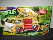 TMNT PARTY WAGON [PULVERIZING PAVEMENT POUNDER]