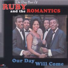 RUBY & THE ROMANTICS - Our Day Will Come (The Very Best Of 63-66) [2xCD 2002]