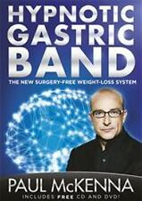 Hypnotic Gastric Band by Paul McKenna with FREE CD & DVD NEW