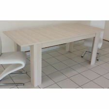 Brunch Extending Dining Table Seats Up To 8 Ash Effect Finish