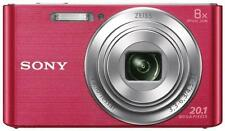 Sony Cyber-shot DSC-W830 20,1 MP Digitalkamera - Pink