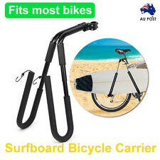Adjustable Surfboard Skimboard Bicycle Bike Rack Carrier Surf Surfing AU