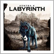 KONTRA K - Labyrinth ( Digipak ) -- CD  NEU & OVP
