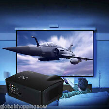 LED 3000 Lumens Android 1080P Smart Zoom Home Cinema Theater 3D Projector HDMI