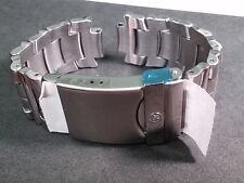 Movado band 21mm, stainless steel, NEW, for watch repair