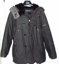 Mens RALPH LAUREN POLO 67 Extreme Cold Weather Down-Filled Jacket Parka L