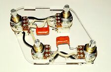 Custom Jimmy Page Wiring Harness 4 Push-Pull Pot for USA Gibson ES335 Guitar