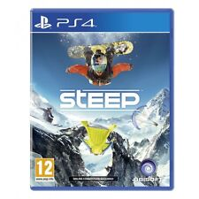 Steep PS4 Game Brand New