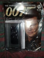 JAMES BOND CAR COLLECTION #114  FX4 LONDON TAXI@MAG IN DELIVERY BAG