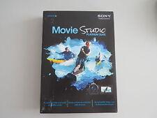 SONY Movie Studio Platinum Suite 12   Guter Zustand