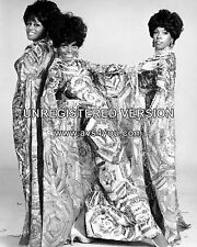 """Diana Ross and the Supremes 10"""" x 8"""" Photograph no 194"""