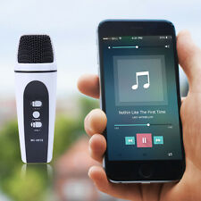 Mobile Karaoke Microphone Mic for iOS Android System Phones Dedicated Microphone