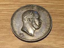 Medaille Silber o. J. Wilhelm Koenig von Preussen