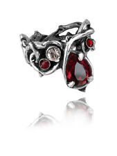 Passion Ring Size T - Alchemy Gothic Jewellery R167