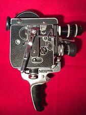 Paillard Bolex H16 Reflex Filmkamera 16mm mit sehr viel Zubehör