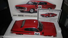 BIANTE CHRYSLER CHARGER R/T 2005 AUSTRALIAN HISTORIC TOURING CAR SERIES  1.18