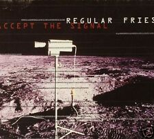 REGULAR FRIES ~ Accept The Signal ~ CD Album [RARE] ~ GC!