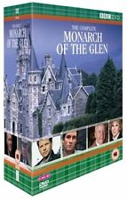 "MONARCH OF THE GLEN COMPLETE SERIES COLLECTION 1-7 DVD BOX SET 22 DISCS R4 ""NEW"""