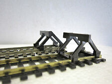 PIKO HO scale BUMPER BUFFER STOP #55280 2 pack New in pack