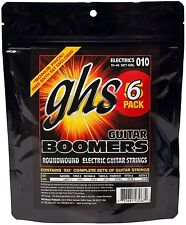 GHS Boomers Light 010/046 6-Pack