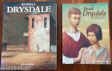 Russell Drysdale Lou Klepac + Retrospective 1912 1981 National Gallery Victoria
