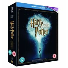 Harry Potter - Complete 8-Film Collection (2016 Edition) Blu-ray Brand New