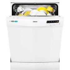 Zanussi ZDF26011WA Full Size 60cm Dishwasher White HA0775