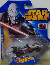 Hotwheels Star Wars Character Cars Die-cast ~ The Inquisitor