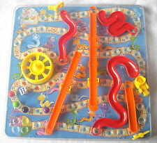 NEW CRAZY SNAKES AND LADDERS 3D CLASSIC BOARD GAME PADG 8200