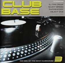 CLUB BASE 3 / 2 CD-SET - MIT CUT-OUT!