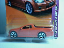 MATCHBOX HOLDEN GMH VE COMMODORE RARE TOUGH TRADIE * MARINELLO RED