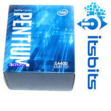 INTEL G4400 LGA1151 3.3GHz DUAL CORE 1151 CPU PROCESSOR 3MB CACHE 65W PENTIUM