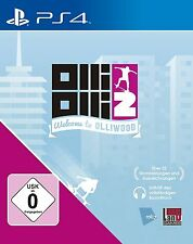 OlliOlli2 Welcome To Olliwood PS4 PlayStation 4
