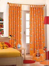 Disney Winnie Pooh Pooh 1St.XXL Ready-Curtains Tube scarf L 290 x B140cm NEW