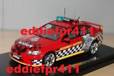 1/43 HOLDEN VE COMMODORE POLICE CAR HIGHWAY PATROL VIC RESIN MODEL VICTORIA RED