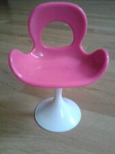 Barbie designer chair modern chair 1/6 scale modern interior