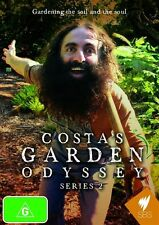 Costa's Garden Odyssey : Series 2 (DVD, 2010, 2-Disc Set) - Region 4