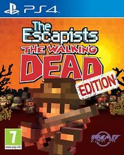 The Escapists: The Walking Dead Edition PS4