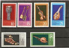 Briefmarken---DDR---1971-----Postfrisch----Mi 1708 - 1713-----