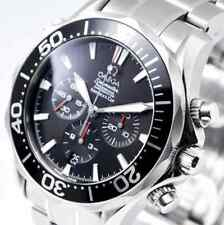 Omega Seamaster Professional Americas Cup Rare Limited Chronograph Watch Rolex