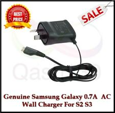 New Genuine Samsung Galaxy 0.7A AC Wall Charger For S2 S3
